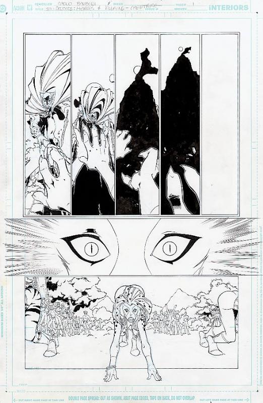 Thundercats: Heroes & Villains